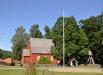 Ramnakyrkan i parken vid Borås museum
