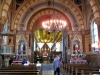 Det gamla koret är ingång till nya kurkorummet