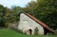 Kapellet kvarstår från 1200-talet