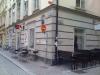 Cafe Edenborgs uteservering.