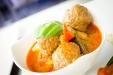 Köttbullar röd curry