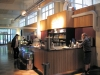 Kaffe i cafeterian