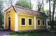 Grönbo kapell som en extra flygel till herrgården