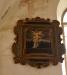 Epitafium över en prästfamilj från år 1650