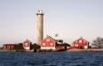Garpens Fyrplats  Kalmarsund