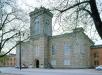 Garnisonskyrkan i Karlsborg. Foto: Åke Johansson.