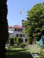 Bild från Skivarps Gästgivaregård