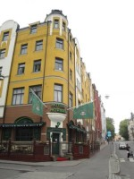 Bild från Hotell Hörnan