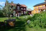 Bild från STF Rengsjö Ohlandersgården