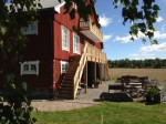 Bild från Låsta Gårdshotell