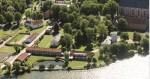 Bild från Vadstena Folkhögskola Vandrarhem