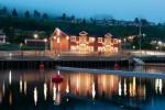 Bild från Örnsköldsviks Gästhamn
