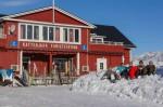 Bild från Katterjokk Turiststation
