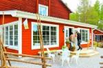 Bild från Jössgårdens bagarstuga