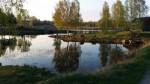 Bild från Ljusnefors Camping