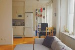 Bild från Comfortable Apartment in Trendy Midsommarkransen