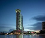Bild från Millennium Hilton Bangkok