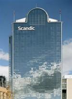 Bild från Scandic Infra City